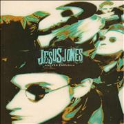 "Jesus Jones Never Enough UK 7"" vinyl"