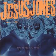 "Jesus Jones The Devil You Know UK 12"" vinyl"
