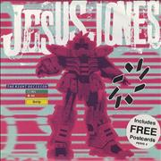 Click here for more info about 'Jesus Jones - The Right Decision + Postcards'