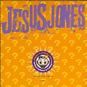 Click here for more info about 'Jesus Jones - Who Where Why - Crisis Mix - Numbered'