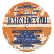 Click here for more info about 'Jesus Loves You - Am I Losing Control'