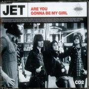 Click here for more info about 'Jet - Are You Gonna Be My Girl - CD2'