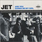 Click here for more info about 'Jet - Are You Gonna Be My Girl - Promo Only 7