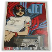 Click here for more info about 'Jet - Australian Tour Poster'