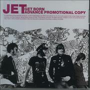 Click here for more info about 'Jet - Get Born + Picture Sleeve'
