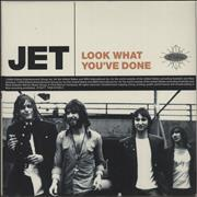 Click here for more info about 'Jet - Look What You've Done'