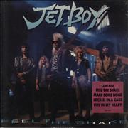 Click here for more info about 'Jetboy - Feel The Shake'