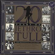 Click here for more info about 'Jethro Tull - 20 Years Of Jethro Tull - EX'