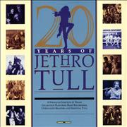 Click here for more info about 'Jethro Tull - 20 Years Of Jethro Tull - Record Club Edition'