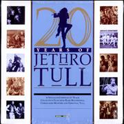 Click here for more info about 'Jethro Tull - 20 Years Of Jethro Tull - Sealed'