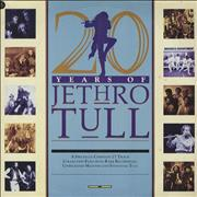 Click here for more info about 'Jethro Tull - 20 Years Of Jethro Tull'