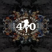 Click here for more info about 'Jethro Tull - 40th Anniversary Tour + Ticket Stub & Flyer'