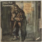 Click here for more info about 'Jethro Tull - Aqualung - Textured Single Pocket Sleeve'