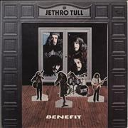 Click here for more info about 'Jethro Tull - Benefit - 2nd - WOS'