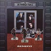 Click here for more info about 'Jethro Tull - Benefit - Green Label'