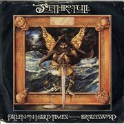 Click here for more info about 'Jethro Tull - Fallen On Hard Times - Injection Label + P/S - VG'