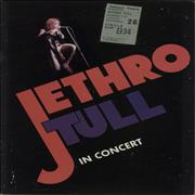 Click here for more info about 'Jethro Tull - In Concert - War Child + Ticket Stub'