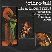 Click here for more info about 'Jethro Tull - Life Is A Long Song EP - Solid - P/S'