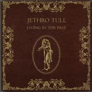 Click here for more info about 'Jethro Tull - Living In The Past - Blue & White Butterfly'