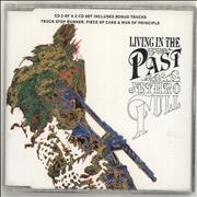Jethro Tull Living In The Past - Part 2 UK CD single