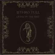 Jethro Tull Living In The Past - Softback - VG UK 2-LP vinyl set