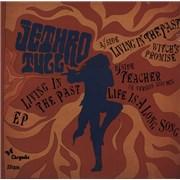 """Jethro Tull Living In The Past EP - RSD13 - Sealed UK 7"""" vinyl"""