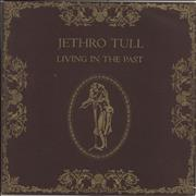 Click here for more info about 'Jethro Tull - Living In The Past'