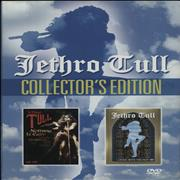 Jethro Tull Living With The Past / Nothing Is Easy UK DVD