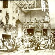 Click here for more info about 'Jethro Tull - Minstrel In The Gallery - Blue Label'