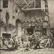 Click here for more info about 'Jethro Tull - Minstrel In The Gallery - Late 80s'