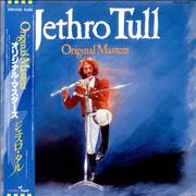 Click here for more info about 'Jethro Tull - Original Masters + obi'