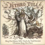 Click here for more info about 'Jethro Tull - Ring Out Solstice Bells EP - P/S'