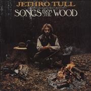 Click here for more info about 'Jethro Tull - Songs From The Wood - 1st - Complete - EX'