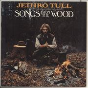 Click here for more info about 'Jethro Tull - Songs From The Wood - 1st - Complete - VG'
