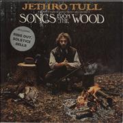 Click here for more info about 'Jethro Tull - Songs From The Wood - 1st - Complete - Stickered - EX'