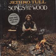 Click here for more info about 'Jethro Tull - Songs From The Wood - 1st - Complete - Stickered - VG'