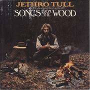 Click here for more info about 'Jethro Tull - Songs From The Wood - 1st'