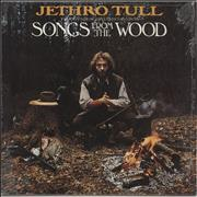 Click here for more info about 'Jethro Tull - Songs From The Wood - 3rd'