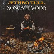 Click here for more info about 'Jethro Tull - Songs From The Wood - 2nd'