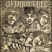Click here for more info about 'Jethro Tull - Stand Up - 1st - EX'