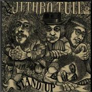 Click here for more info about 'Jethro Tull - Stand Up - 1st - Pop Up Sleeve - shrink'