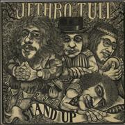Jethro Tull Stand Up - 4th - WOS UK vinyl LP