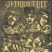 Click here for more info about 'Jethro Tull - Stand Up - 4th - Pink Rim'