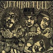 Jethro Tull Stand Up - Blue Label - Pop-Up Sleeve UK vinyl LP