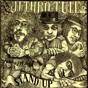 Click here for more info about 'Jethro Tull - Stand Up - Tan label - Pop Up Sleeve'