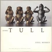 Click here for more info about 'Jethro Tull - Steel Monkey'
