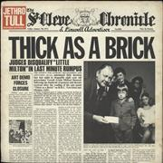 Click here for more info about 'Jethro Tull - Thick As A Brick - 1st - VG'