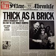 Click here for more info about 'Thick As A Brick - 1st'