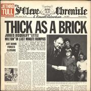 Click here for more info about 'Jethro Tull - Thick As A Brick - Chrysalis'