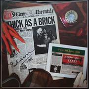 Click here for more info about 'Jethro Tull - Thick As A Brick 1 & 2 - Signed'